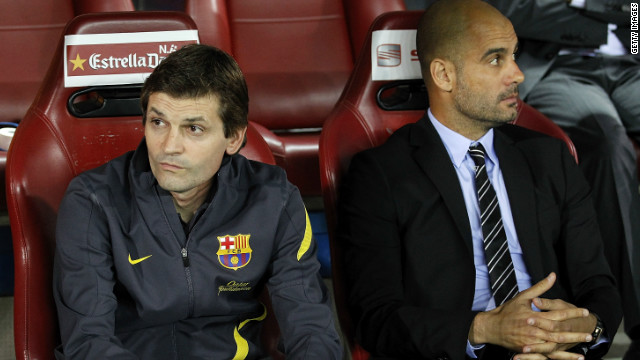 Barcelona say farewell to Guardiola with Copa del Rey win