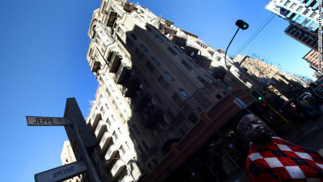 Johannesburg's history as a gold rush town has left the city with nuggets of grand architecture, including the art deco, Manhattan-inspired Astor Mansions, one of the city's first high-rise buildings, completed in 1932.