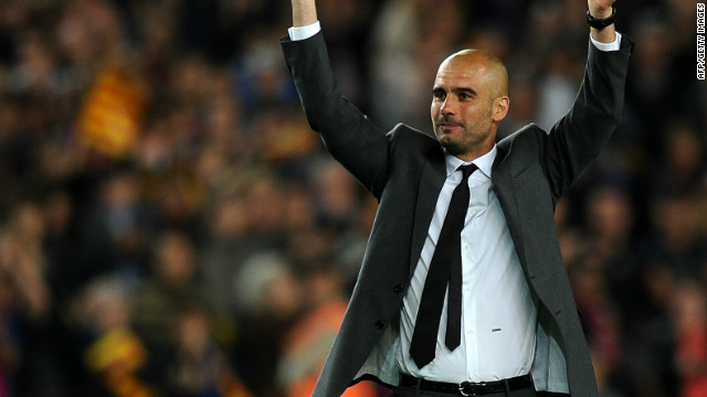 How Pep Guardiola reinvented football