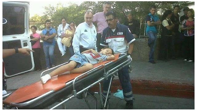 Al menos 150 niños intoxicados por alimentos contaminados en Sinaloa, México