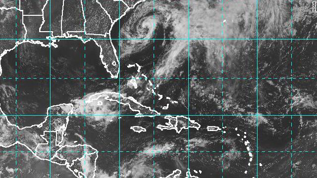 Tormenta Beryl llevará lluvia y fuertes vientos a las playas del sureste de Estados Unidos