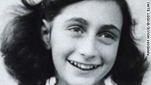 Anne Frank\'s diary gave an early glimpse into the Holocaust. She was a first cousin of Buddy Elias.
