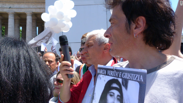 Missing girl's brother urges Vatican to open up