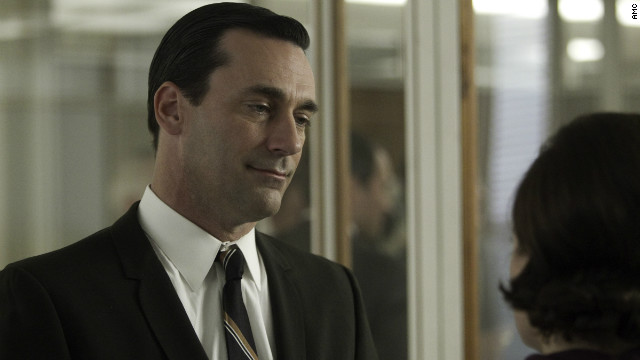 "Jon Hamm, ""Mad Men""<br/><br/>Hugh Bonneville, ""Downton Abbey""<br/><br/>Steve Buscemi, ""Boardwalk Empire""<br/><br/>Bryan Cranston, ""Breaking Bad""<br/><br/>Michael C. Hall, ""Dexter""<br/><br/>Damian Lewis, ""Homeland""<br/><br/>"