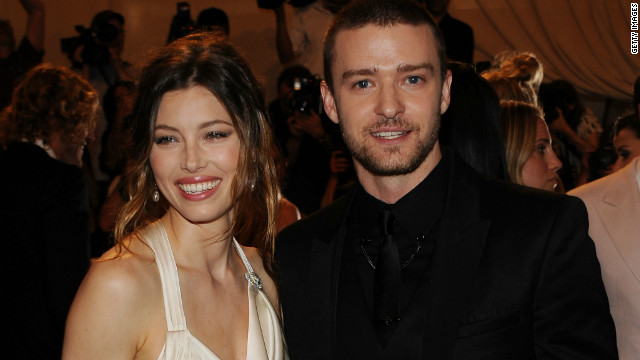 &#039;Festive&#039; engagement party for Jessica Biel and Justin Timberlake