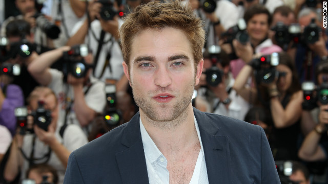 No, Robert Pattinson isn't up for 'Hunger Games' film