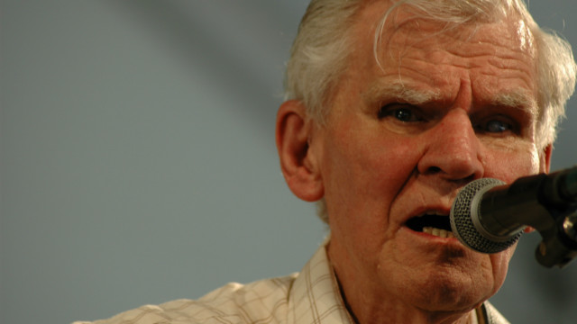Bluegrass guitarist and singer Doc Watson died at 89 on May 29 after struggling to recover from colon surgery.