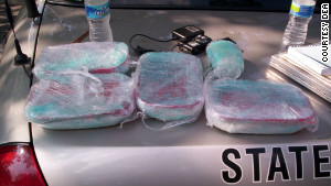 Five pounds of meth were seized in Columbus County in July 2011. A former agent says meth opened doors for the cartels.