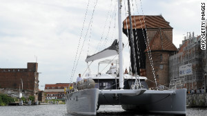 Gdansk's historic shipyards try to stay afloat