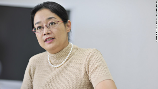 Baidu's Jennifer Li offers some tough love: &quot;We as women, we need to start and act; not thinking about the issues -- because I feel gender in the work environment should not be a factor when it comes to how far you can go.&quot;