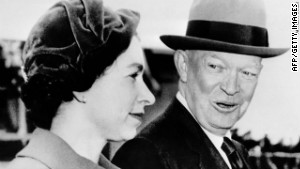 From Truman to Obama: Presidents meet queen
