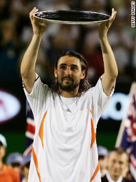 While Baker has struggled with elbow, hernia and hip injuries, his former rivals have established themselves on the ATP Tour. Baghdatis reached the final of the 2006 Australian Open, where he lost to Roger Federer.