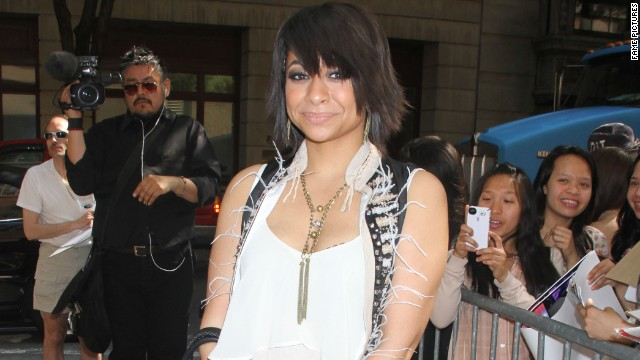 "In August 2013, Raven-Symone, who played adorable Olivia on ""The Cosby Show,"" <a href='http://www.cnn.com/2013/08/02/showbiz/raven-symone-comes-out/index.html'>indicated for the first time</a> she is a lesbian. She first tweeted the news: ""I can finally get married! Yay government! So proud of you."" She later released a statement saying, ""I was excited to hear today that more states legalized gay marriage. I, however am not currently getting married, but it is great to know I can now, should I wish to."""