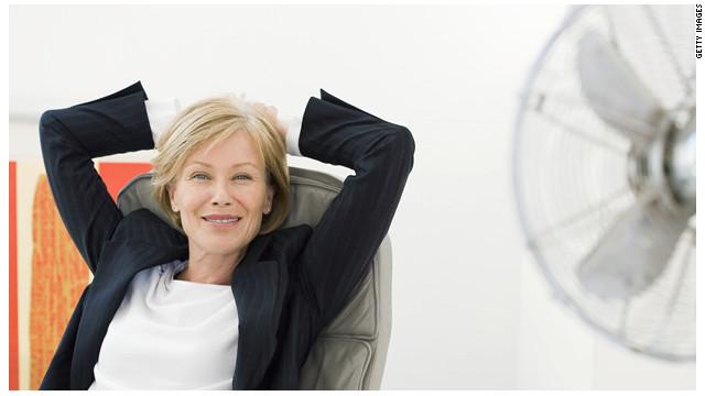 Terapia hormonal para tratar la menopausia no es recomendable