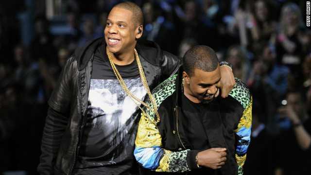 Jay-Z and Kanye release video for 'No Church in the Wild'