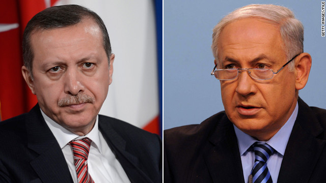 Turkey, Israel: Potential for a fresh start?