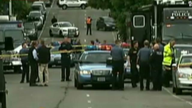 Aumenta a cuatro el número de muertos por tiroteo en Seattle