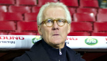 Head coach: Morten Olsen