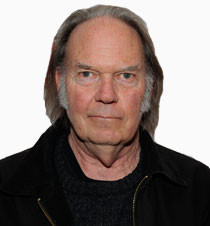 Neil Young files for divorce after 36 years