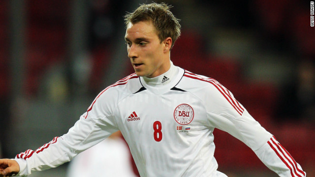 The star of the Denmark squad is young playmaker Christian Eriksen. The Ajax midfielder could earn a move to one of Europe's big clubs with an impressive showing in Poland and Ukraine.