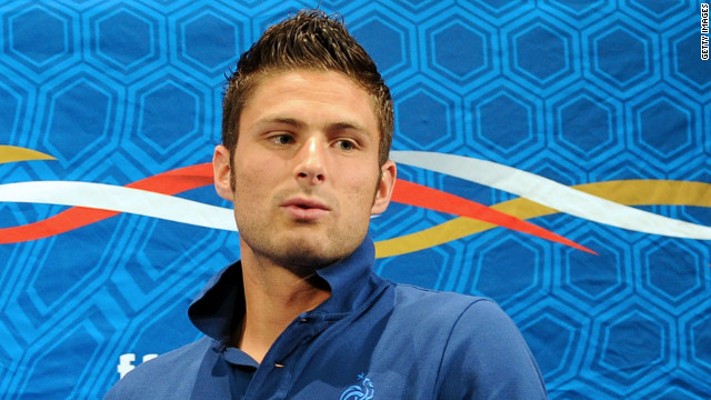 Striker Olivier Giroud enjoyed an impressive campaign in the French Ligue 1, playing a key part of Montpellier's championship-winning team. Can the 25-year-old usurp Real Madrid's Karim Benzema as Laurent Blanc's first-choice striker?
