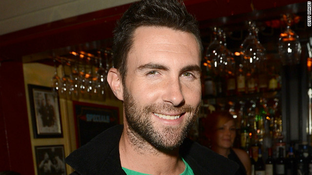 Overheard: Adam Levine's promiscuous because he loves women so much