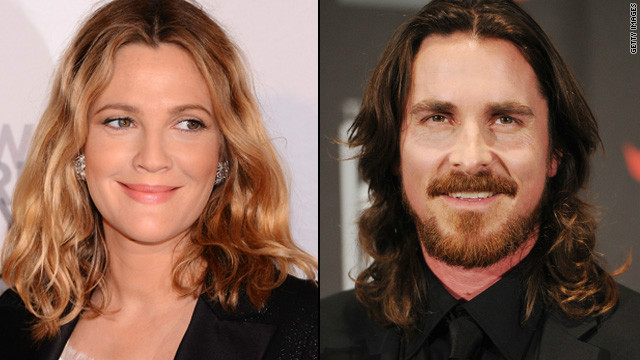 Christian Bale on the one time he dated Drew Barrymore