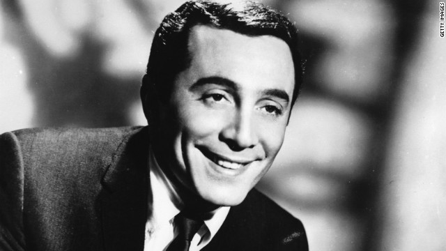 "In the era before Elvis Presley, crooners like Al Martino were popular. He had a hit in the UK in 1952 with ""Here in my heart."""