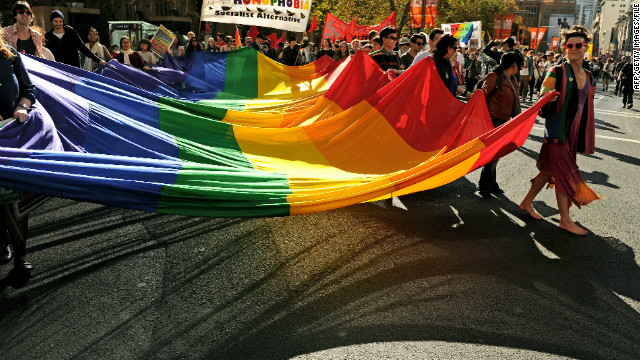 Opinion: LGBT community more accepted than before, but more work needs to be done