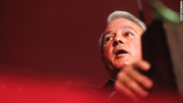 "<strong>Edwin Edwards </strong>is a former Louisiana governor who served nine years after being convicted of 17 counts of fraud and corruption. ""<a href='http://www.washingtonpost.com/blogs/the-fix/wp/2014/02/20/edwin-edwardss-greatest-hits-crooks-super-pacs-and-viagra/' target='_blank'>I did not do anything wrong as a governor</a>,"" he once said. Edwards announced in March 2014 that he would run for the House seat in Louisiana's 6th Congressional District."