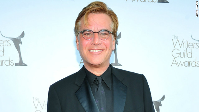 Aaron Sorkin explains 'Newsroom' staff changes