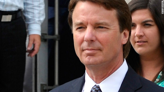 John Edwards was prosecuted by former U.S. attorney George Holding to enhance Holding's political prospects, said Jeff Smith.