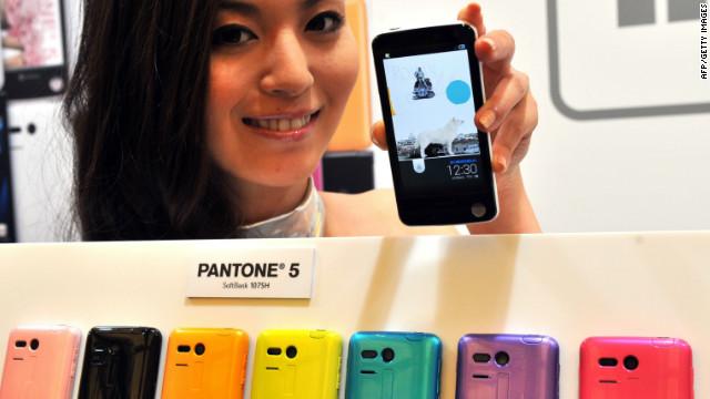 Un nuevo teléfono inteligente contará con un detector de radiación
