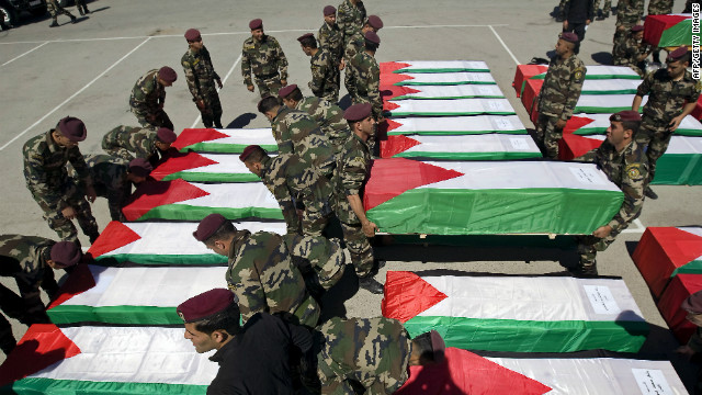 Israel to return 91 Palestinian bodies
