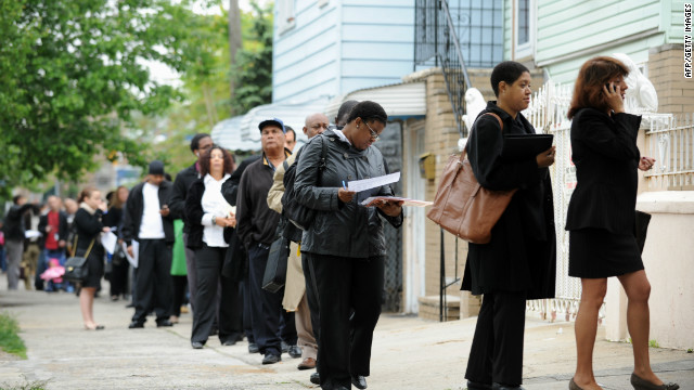 Initial jobless claims fall by 23,000
