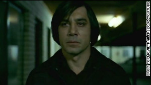 Javier Bardem won a best supporting actor Oscar for the 2007 film of Cormac McCarthy\'s \
