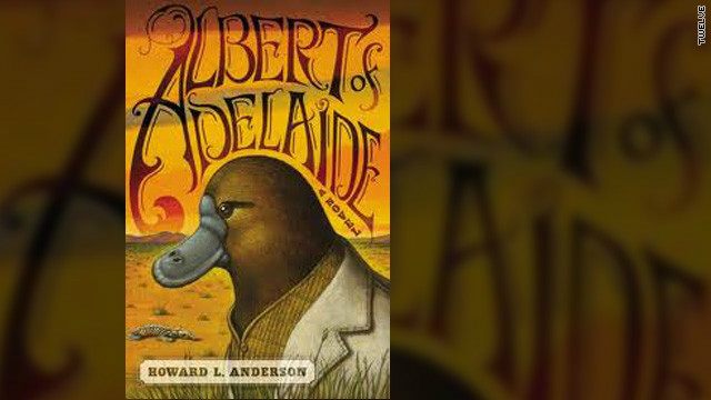 "Howard L. Anderson's ""Albert of Adelaide"" comes out July 10 from Twelve."