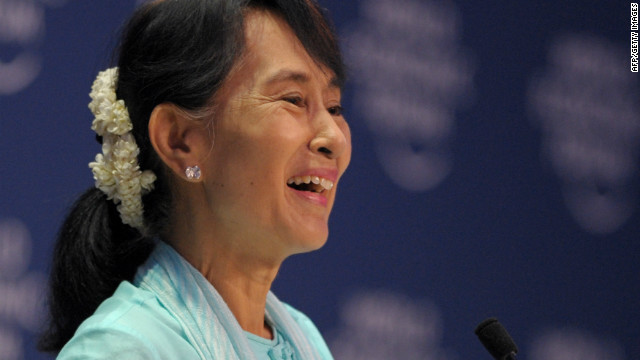 What Suu Kyi's moment shows us