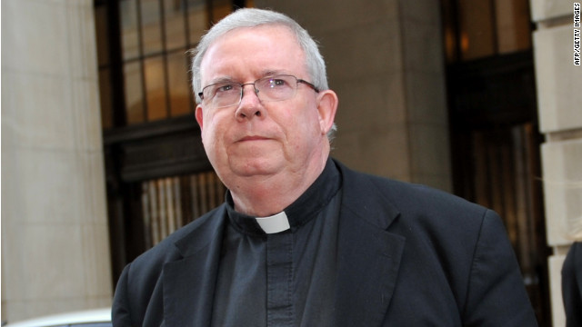 Monsignor William Lynn was accused of failing to keep dangerous priests away from minors.