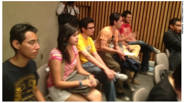 IFE rechaza petición de #YoSoy132 para transmitir debate en cadena nacional