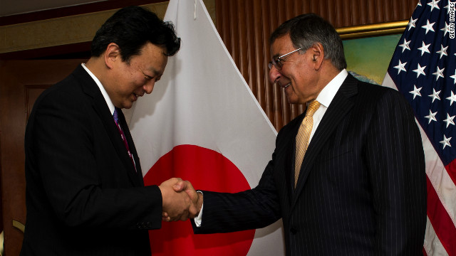 Panetta announces new strategy with Asia