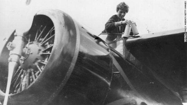 Finding Amelia Earhart: New clues revealed