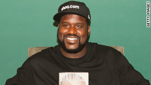 Shaq: Too old to rap again