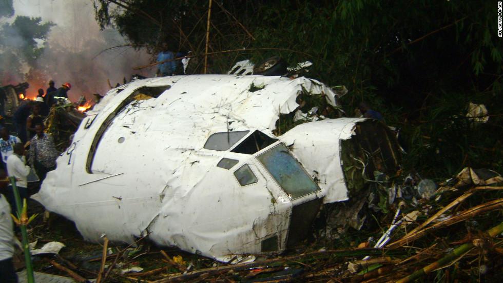 Accidentes aéreos en los últimos 15 años