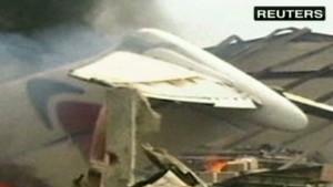 Nigeria crash victim's husband sues Boeing, engine maker, pilot's estate