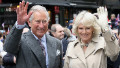 Charles and Camilla do lunch
