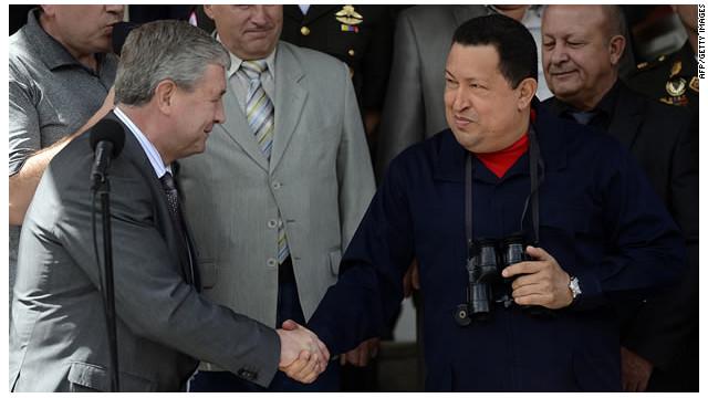 Hugo Chávez reaparece animado en la televisión venezolana