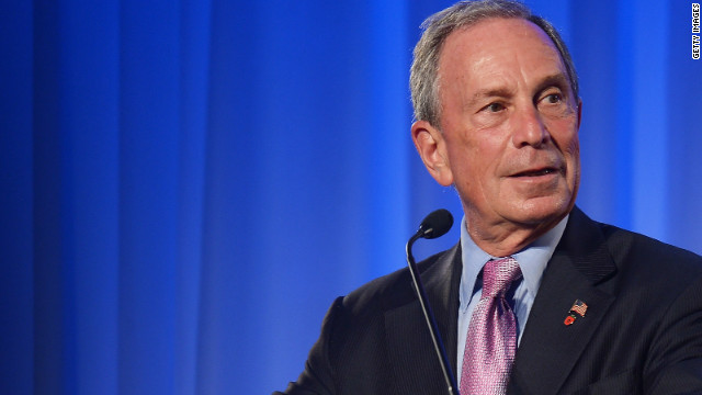 Controversy fizzing over Bloomberg's soda ban