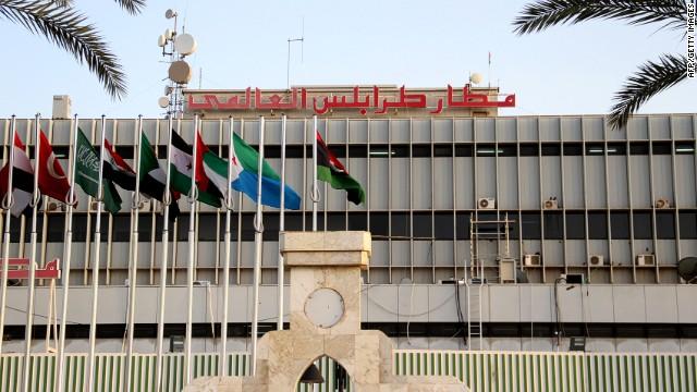 El aeropuerto de la capital libia se encuentra ocupado por milicianos