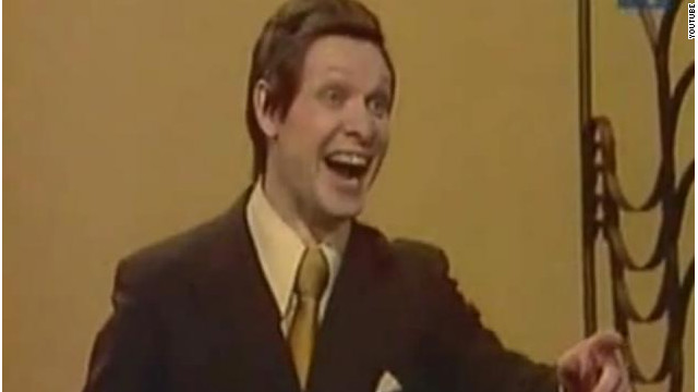 Russian singer Eduard Khil found renewed fame online as